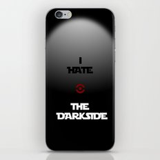 THE DARKSIDE iPhone Skin