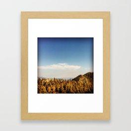 Sierra Nevada (California) Framed Art Print