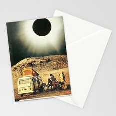 Road Trip Into the Void Stationery Cards