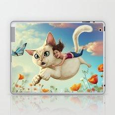 Catsy Laptop & iPad Skin