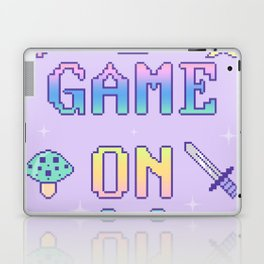 Game On (pastel) Laptop & iPad Skin