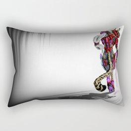 """""""Rha"""" Rectangular Pillow"""