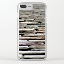 Roof Top Clear iPhone Case