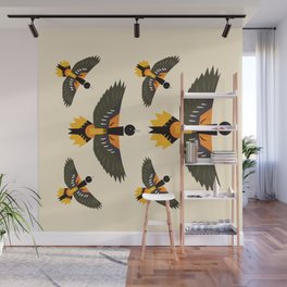 Baltimore Oriole Wall Mural