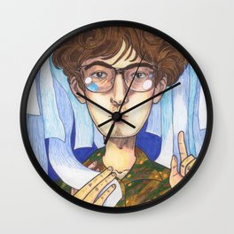 Little Jarvis Wall Clock