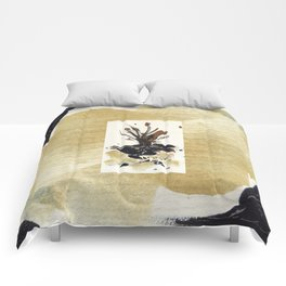 In Limbo - Sepia I Comforters
