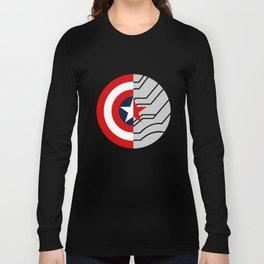 Cap-Bucky design Long Sleeve T-shirt