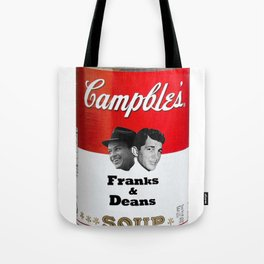 Franks & Deans Tote Bag