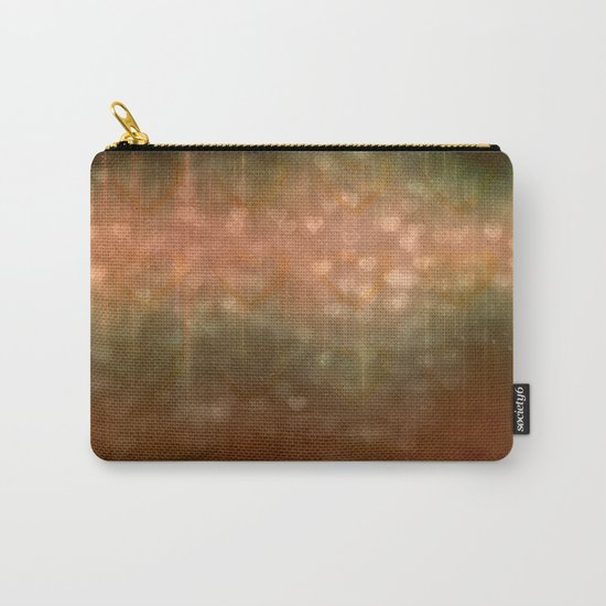 Autumn Dreams Abstract Carry-All Pouch