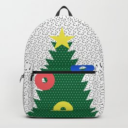 Memphis Christmas Tree Backpack