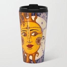 The Moon to My Sun Travel Mug
