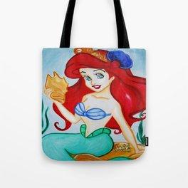 Ariel - The Little Mermaid  Tote Bag