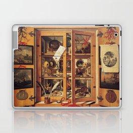 Cabinet of curiosities Laptop & iPad Skin