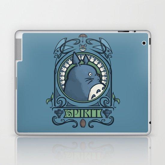 Forest Spirit Nouveau Laptop & iPad Skin