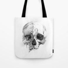 Skull 46 Tote Bag