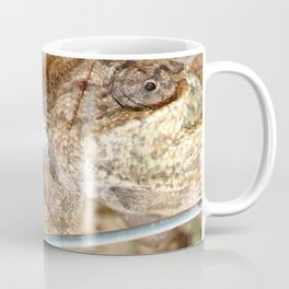 Chameleon Walking on A Wire Coffee Mug