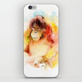 Orang Utan iPhone Skin
