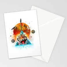 ERR-OR: Tiger Connection Stationery Cards