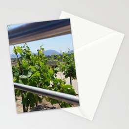 Vineyard Stationery Cards