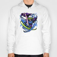 jojo Hoodies featuring King Jojo by harebrained