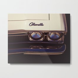 Chevelle Metal Print