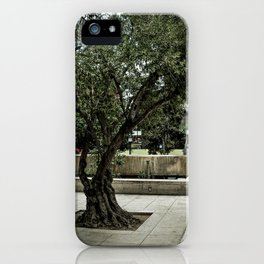 Tree of Maguire Garden iPhone Case