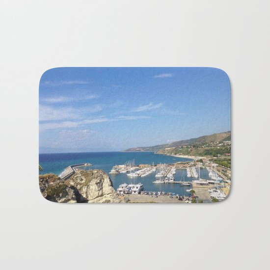 Italian Beach 2 Bath Mat