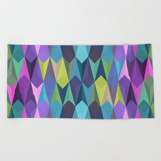 LGP _ FOUR Beach Towel
