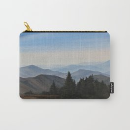 Grassy Ridge Bald, NC Carry-All Pouch
