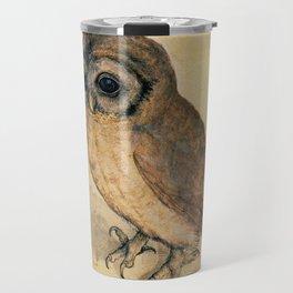 Albrecht Durer The Little Owl Travel Mug