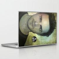 jesse pinkman Laptop & iPad Skins featuring Jesse Pinkman, Yo bitch! by Duke.Doks