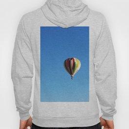 White Hot Air Balloon Hoody