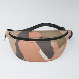 Shade of a Leaf Fanny Pack