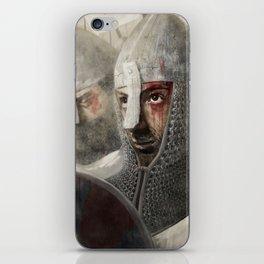 The Crusader iPhone Skin