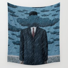 The Sun of Man (Rainstorm) Wall Tapestry