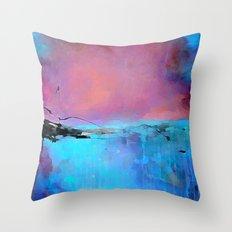 Versailles-Abstract  Throw Pillow