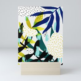 tropical vibes Mini Art Print
