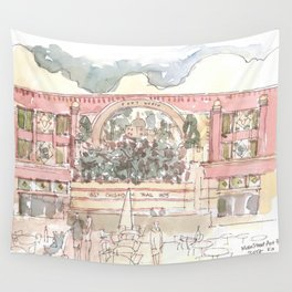 Sundance Square Wall Tapestry