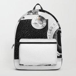 Old Camera Backpack