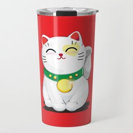 My Lucky Cat Travel Mug
