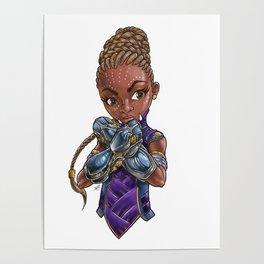 Princess of STEAM Poster