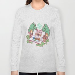 Pocket Monster V4 - The Fairy Debut Long Sleeve T-shirt