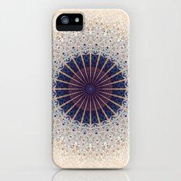 Mandala Drawing design iPhone Case