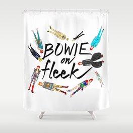 Heroes on Fleek Shower Curtain