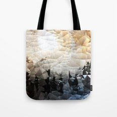 Midnight on the Mountain Tote Bag