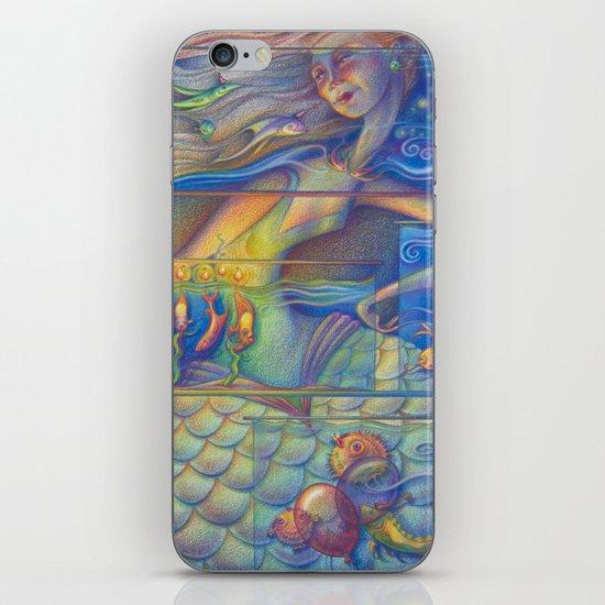 """""""The Age of Aquarium"""" iPhone & iPod Skin"""