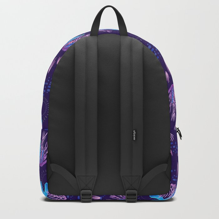 Neon Cacti Backpack