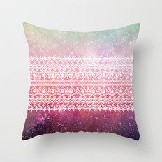 Bohemian Highway Throw Pillow