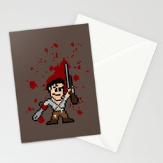 Pixel of Darkness Stationery Cards