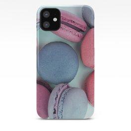 Berry Macarons Photograph iPhone Case